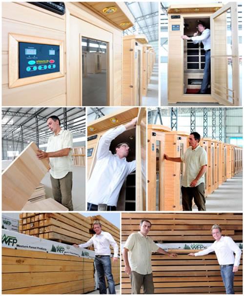 qualit t und sicherheit infrarotkabine w rmekabine. Black Bedroom Furniture Sets. Home Design Ideas
