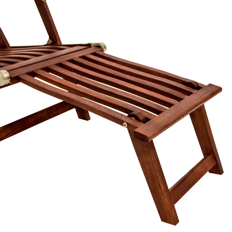 Deckchair gartenm bel sonnenliege gartenliege liegestuhl for Gartenmobel liegestuhl