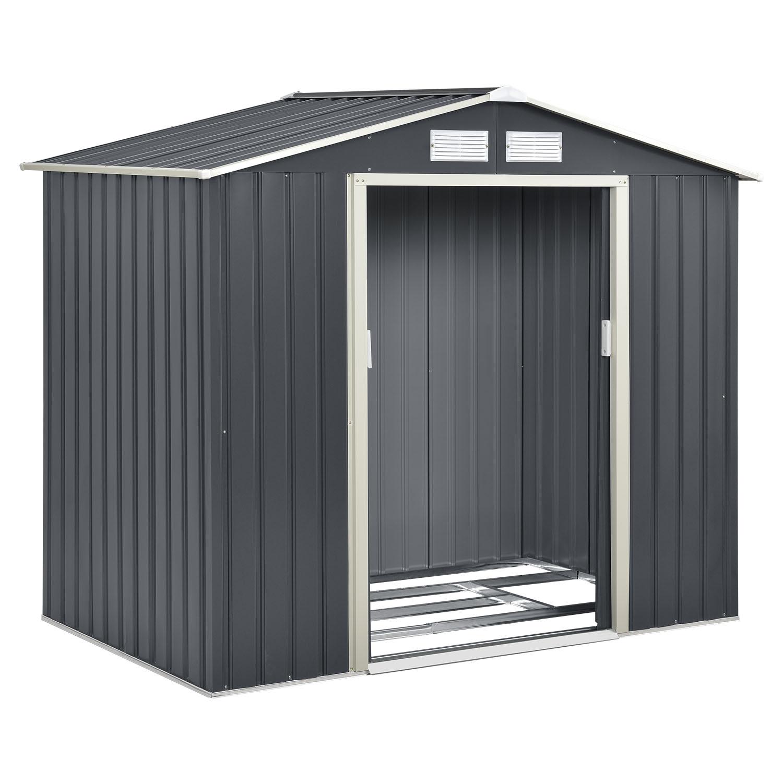ger tehaus ger teschuppen schuppen satteldach schuppen gartenhaus fundament neu. Black Bedroom Furniture Sets. Home Design Ideas