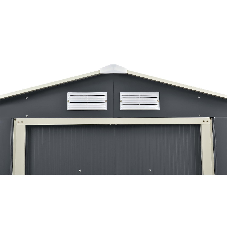 ger tehaus ger teschuppen satteldach schuppen schuppen gartenhaus fundament neu ebay. Black Bedroom Furniture Sets. Home Design Ideas