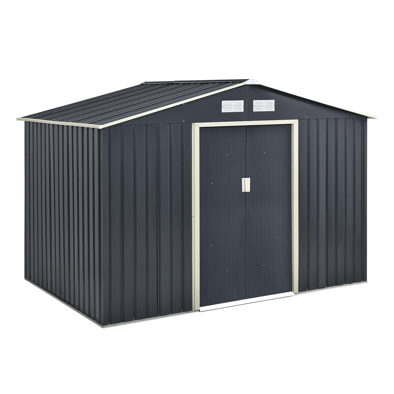 ger tehaus ger teschuppen schuppen pultdach satteldach. Black Bedroom Furniture Sets. Home Design Ideas
